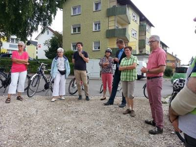 Sommertour mit Justizminister Guido Wolf MdL -